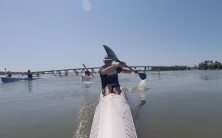Paddle Battle start