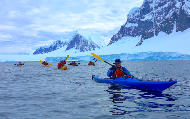 kayak gtech 7 sisters